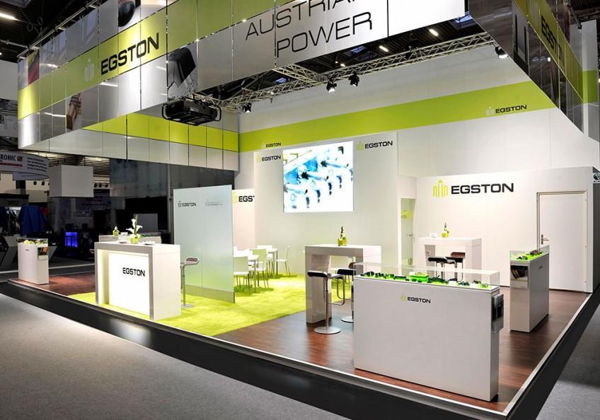 Exhibition Stand Designer Job Description : Mmd livedesign projekte messebau für egston